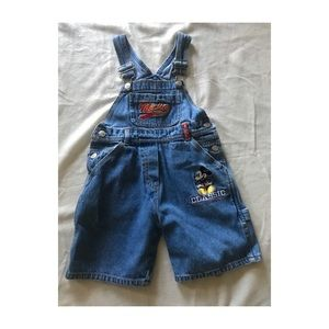 Mickey Mouse overall